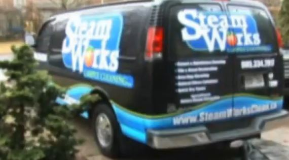 Carpet Cleaning Van Oakville